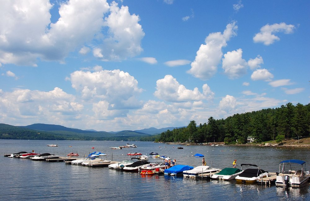 Schroon Lake.