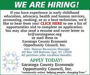 Saratoga AEOC